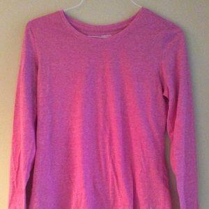 Set of 2 heathered danskin shirts